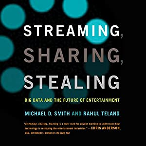Streaming, Sharing, Stealing Audiobook