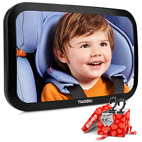 TWOBIU Baby Car Mirror