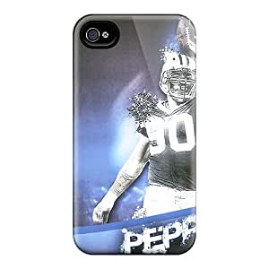 New Chicago Bears Tpu Case Cover, Anti-scratch HEk2433VzOP Phone Case For Iphone 4/4s