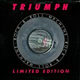 Triumph - Rock & Roll Machine - Attic - LATX 1036