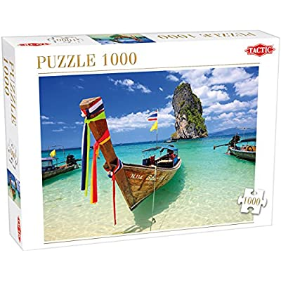 Tactic 1369619 Cm Koh Poda Puzzle Da Pezzi