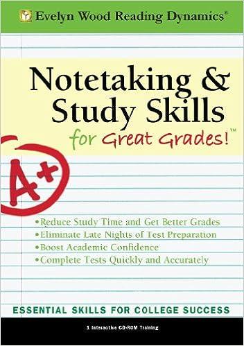 effective notetaking study skills book 1 english edition