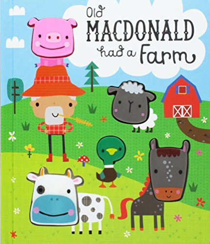 Board Book Old Macdonald Had a Farm