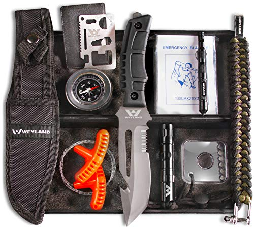 Emergency Survival Kit - EDC Tactical Outdoor Gear