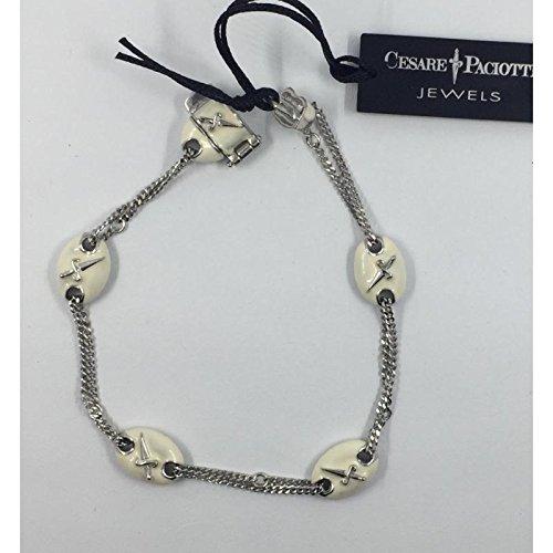 Bracelet Cesare Paciotti unisex jpbr0201b Argent