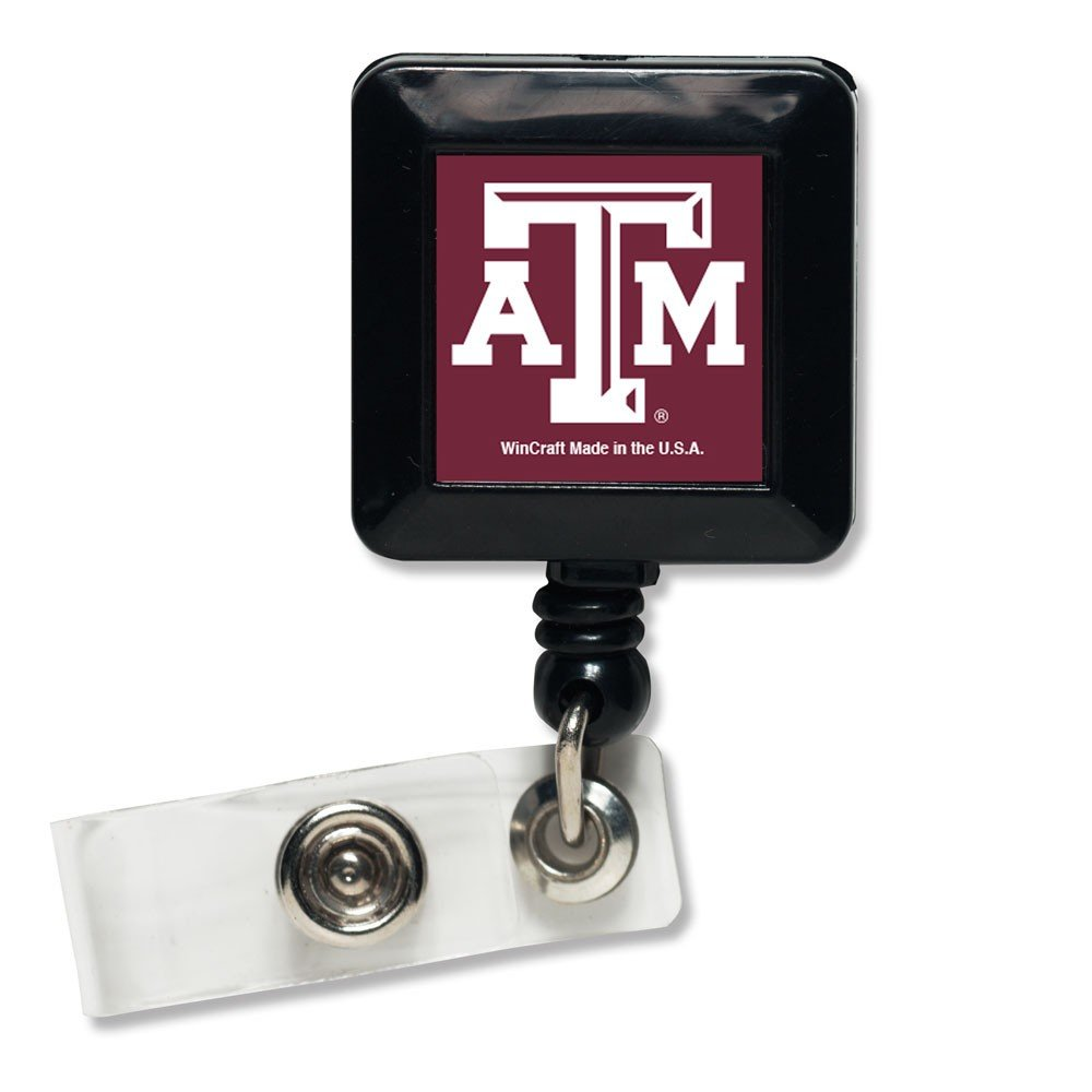 WinCraft NCAA Texas A/&M University 26172061 Retractable Badge Holder