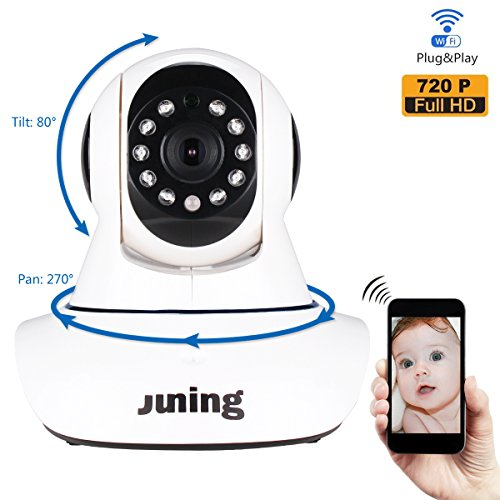 Wireless Security Camera Monitor Vision