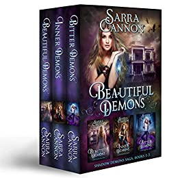 Beautiful Demons Box Set by Sarra Cannon ebook deal
