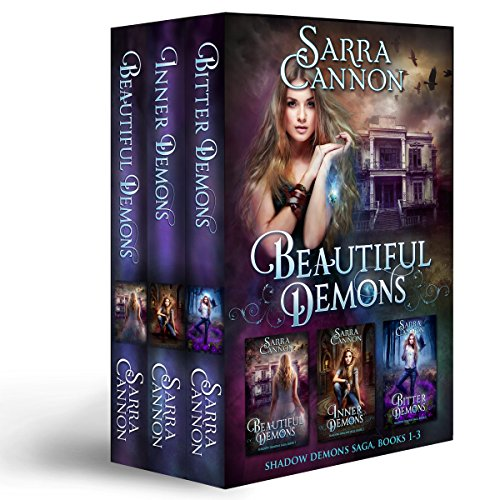 Beautiful Demons Boxed Set by Sarra Cannon ebook deal