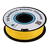 3D Solutech Real Yellow 3D Printer PLA Filament