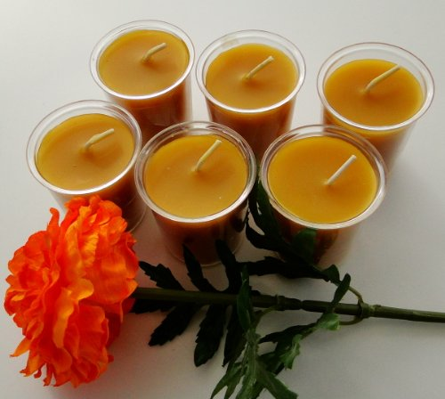 BCandle Beeswax 15 hour Candles Organic product image