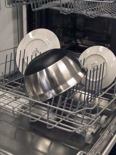 1 L Brabantia Mixing Bowl Matt Steel