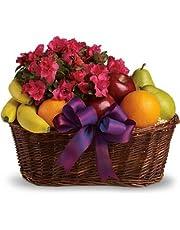 Fruits & Blooms Fruit Basket