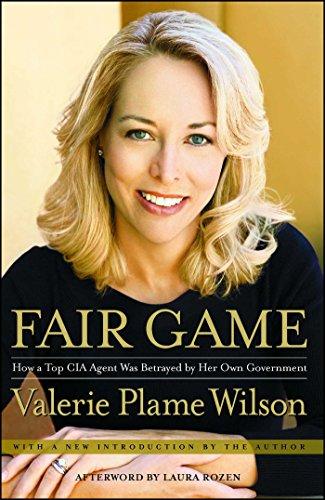 Fair Game by Valerie Plame Wilson