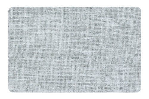 Burlap Wall Mounted Bulletin Board Surface Color: Light Gray-29, Size: 4' H x 6' ()