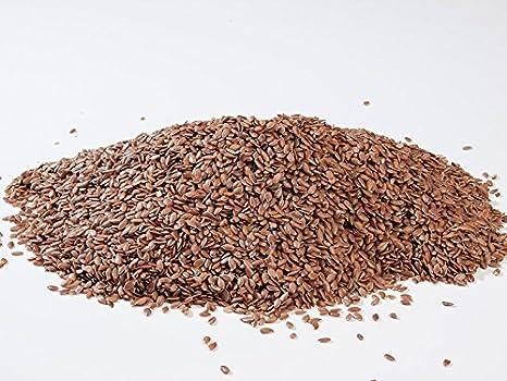 Semillas de Lino marrón (Linaza) 1 kg: Amazon.es: Alimentación y ...