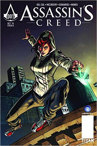 Assassins Creed #1 Reg Edwards Comic Book