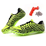 Women's Men's Track and Field Sneaker Spikes Track