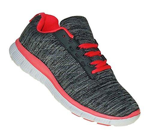 Estilo Rosa Arte Sneaker Senhoras 147 Novas Chinelo Sneakers Sapatos q8wtgr8