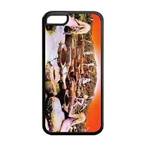 Fashion Led Zeppelin Personalized iPhone 6 4.7'' Rubber Silicone Case Cover