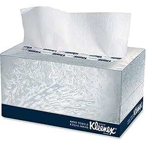 Amazon Com Kleenex Boxed Hand Towels 01701ct Office