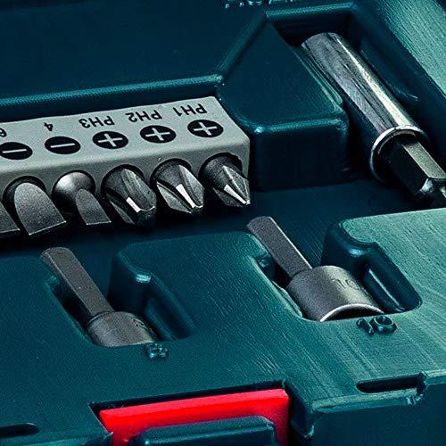 Kit de Pontas e Brocas Bosch X-Line para parafusar e perfurar com 33 unidades