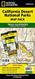 Search : California Desert National Parks [Map Pack Bundle] (National Geographic Trails Illustrated Map)