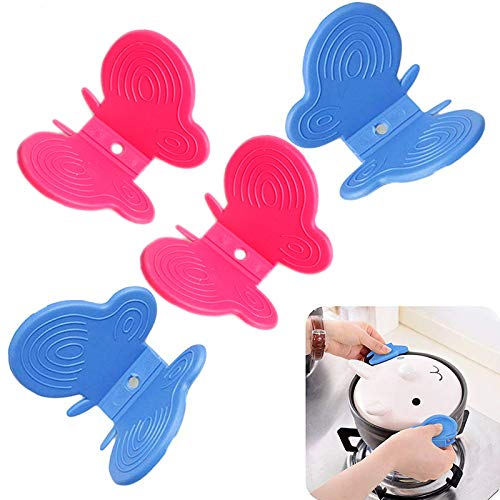 Butterfly Anti Scald Holders Resistant Kitchen