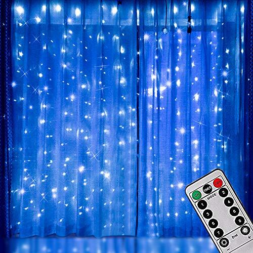 Blue Led Star Lights in US - 8