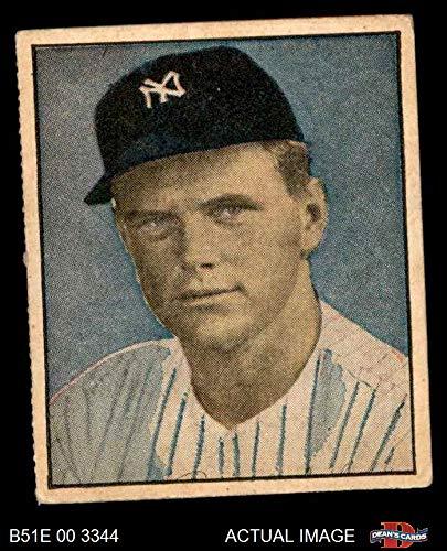 Amazoncom 1951 Berk Ross 3 D Fred Sanford Baseball Card