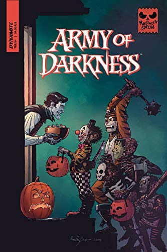 ARMY OF DARKNESS HALLOWEEN SPECIAL ONE SHOT]()
