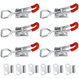 #7: Anndason Toggle Latch Clamp 4001 ,100Kg 220Lbs Holding Capacity (6PCS)
