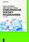 img - for Chirurgische Sofortma nahmen (German Edition) book / textbook / text book