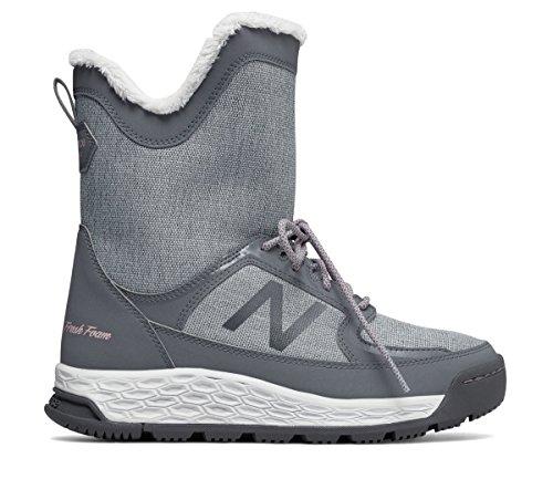 刑務所完了原稿(ニューバランス) New Balance 靴?シューズ レディースウォーキング Fresh Foam 2100 Boot Grey グレー US 6 (23cm)
