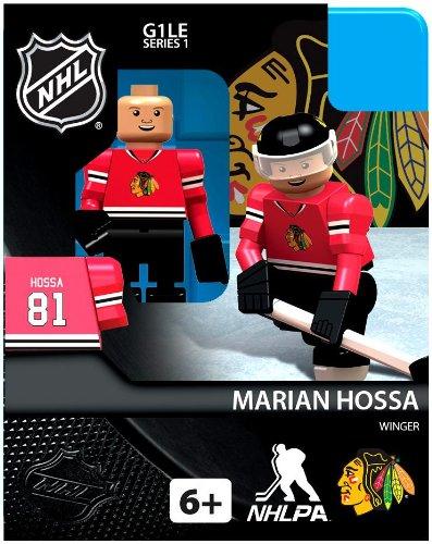 NHL Blackhawks de Chicago Marian Hossa Génération 1 OYO