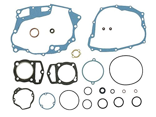 Outlaw Racing OR3702 Complete Full Engine Gasket Set w/Oil Seals XR200R 1993-02 Kit