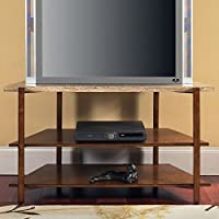 Tivoli Faux Marble Top TV Stand