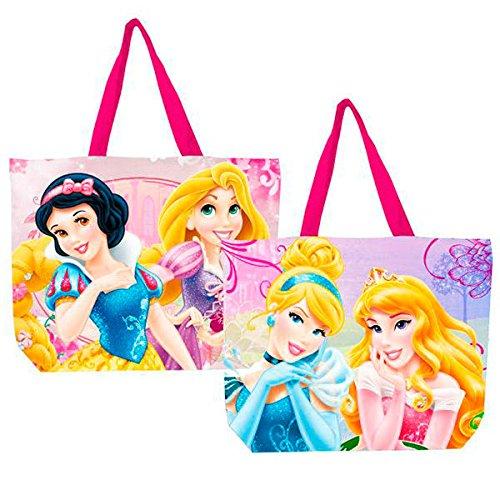 Bolsa playa Princesas Disney grande surtido