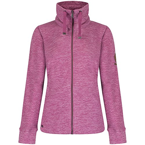 Regatta Great Outdoors - Chaqueta polar modelo Endora para mujer Deep Sea Coral