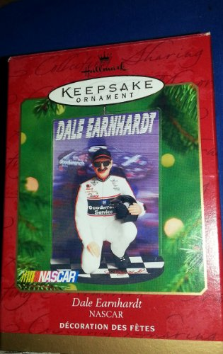 Dale Earnhardt Christmas Ornament - NASCAR - Dale Earnhardt - Collectible Keepsake Ornament - 2000