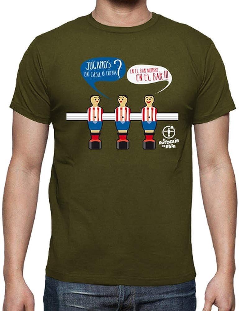 latostadora - Camiseta en el Bar, en el Bar para Hombre ...