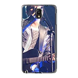 Samsung Galaxy Note3 EIY11393ADQp Provide Private Custom Vivid Muse Skin Anti-Scratch Hard Cell-phone Case -ColtonMorrill