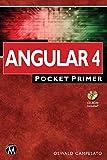 img - for Angular 4 Pocket Primer book / textbook / text book