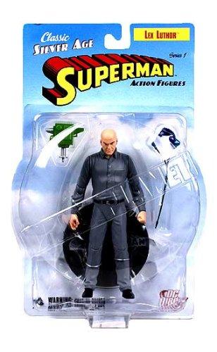 Diamond Comic Distributors Classic Silver Age Superman Series Lex Luthor 6.5 Inc