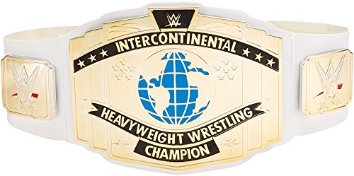 WWE Intercontinental Championship Belt, Frustration-Free Packaging
