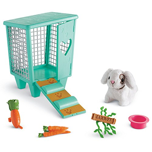- American Girl DNG51 Welliewishers Carrot and Hutch Toy