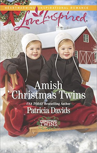 Amish Christmas Twins by [Davids, Patricia]