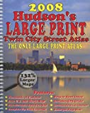 Hudson's Large Print Twin City Street Atlas, Hudson Map Company, 0929218906