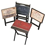 Home Decorators Collection Tuscan Wine Tv Trays