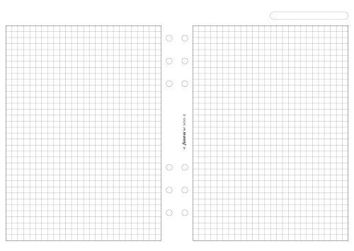 filofax 342905 System Organizer Quadrille Paper 25 Sheets ()